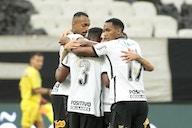 Média de gols do Corinthians com mudança no esquema aumentou