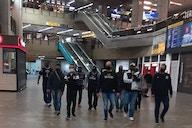 Após eliminação, Gaviões comparece em aeroporto, mas Corinthians desiste de embarcar