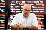 Roberto de Andrade fala sobre trabalho de Sylvinho e briga do Corinthians no Brasileirão