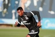 """""""Não sei se pegou em mim"""", diz Jô sobre gol do Corinthians diante do Sport"""