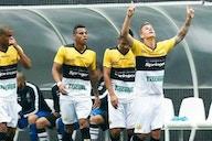Com Roger Guedes, Corinthians pode fechar trinca de jovens promessas rebaixados no Criciúma em 2014