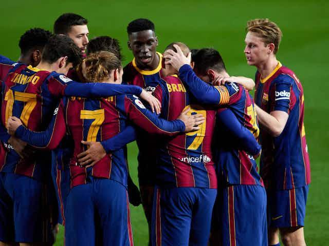 La Liga! Real Madrid x Barcelona: Provável escalação do Barça