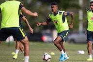 """Bruno Henrique mira Copa do Mundo pela Seleção e lamenta ausência na Copa América: """"Merecia estar lá"""""""
