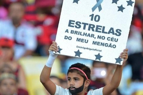 Imagem do artigo: Defensoria Pública quer obrigar Flamengo a manter pensão de R$ 10 mil às famílias das vítimas de tragédia