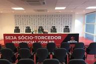 Flamengo promove coletiva com Diego Ribas na tarde desta sexta-feira