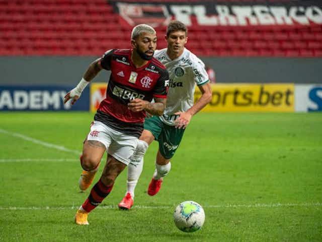 Adversário do Flamengo na Supercopa, Palmeiras é a maior vítima de Gabigol