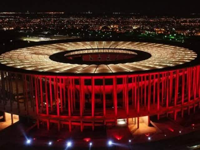 Flamengo é clube com mais jogos no Mané Garricha após reinauguração