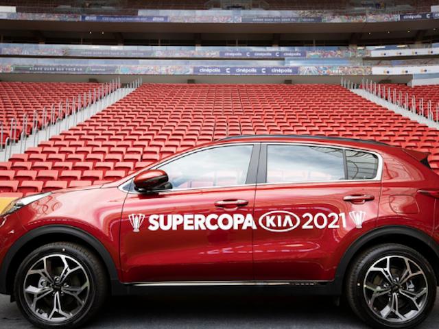 Craque da Supercopa ganhará carro de mais de 100 mil reais