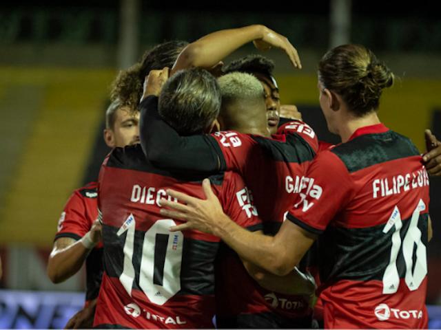 Com classificação encaminhada no Carioca, Fla ganha tranquilidade para competições de peso