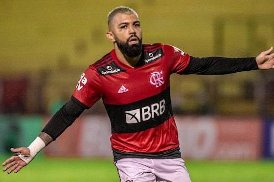 Imagem do artigo: https://image-service.onefootball.com/crop/face?h=810&image=https%3A%2F%2Fcolunadofla.com%2Fwp-content%2Fuploads%2F2021%2F04%2Fgabigol-flamengo-carioca.jpeg&q=25&w=1080