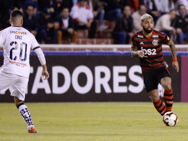 Flamengo tem retrospecto positivo contra adversários na Libertadores
