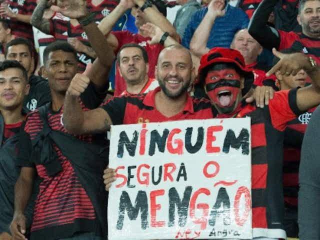 Flamengo atropela rivais sul-americanos e lidera interações de redes sociais no continente em 2021