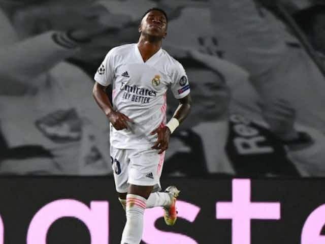 Vinicius Júnior faz história no Real Madrid e só fica atrás de craque espanhol em estatística