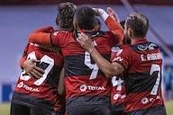 Flamengo e Palmeiras dividem posto de melhor ataque da Libertadores