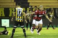 Apontado como 'melhor pequeno' do Carioca, Volta Redonda vive 'jejum' contra o Flamengo