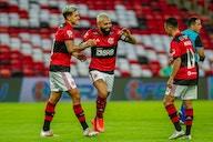 Além de Gabigol, outros 11 jogadores marcaram pelo Flamengo na temporada; veja artilharia