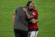 """Jornalista exalta importância de amizade entre Gabigol e Ceni: """"Ajuda na imagem do treinador"""""""