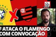 Comentarista cobra posicionamento da CBF e reforça direito do Fla em não liberar Pedro para a Olimpíada