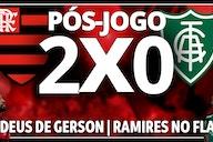 AO VIVO   Jogadores do Fla na mira da Seleção Olímpica, chegada de novo patrocínio e clube francês de olho em David Luiz