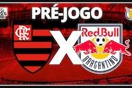 AO VIVO | Imbróglio no STJD entre Fla e CBF por Pedro, retorno de Thiago Maia e tudo sobre o jogo contra o RB Bragantino