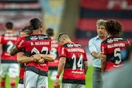 Flamengo emplaca cinco representantes na 'Seleção da Rodada' do Brasileirão