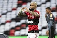 Gabigol manda recado à torcida do Flamengo após goleada sobre o ABC