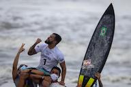 Flamengo manda mensagem para Ítalo Ferreira após conquista da medalha de ouro nas Olimpíadas