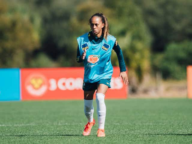 Adriana destaca importância da versatilidade na preparação para as Olimpíadas
