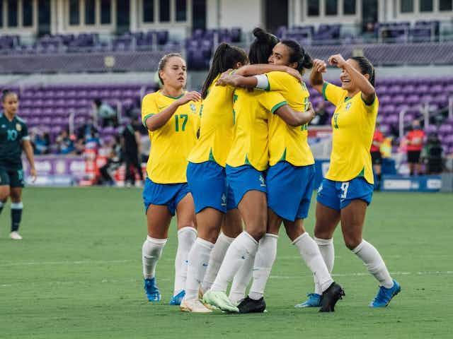 Seleção Feminina conhece grupo nas Olimpíadas de Tóquio 2020