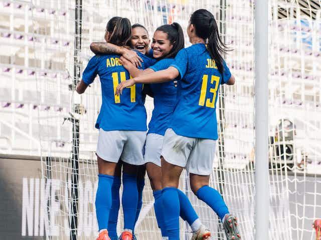 Seleção Feminina sobe mais uma posição no ranking da FIFA e ocupa o 7º lugar