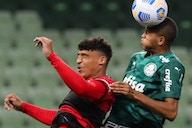 Flamengo estreia com vitória diante do Palmeiras no Brasileirão Sub-17