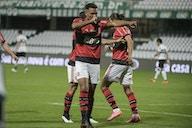Flamengo estreia na Copa Intelbras do Brasil com vitória diante do Coritiba