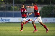 Brasileirão Sub-17: líderes, Flamengo e Athletico-PR vencem pela sexta rodada
