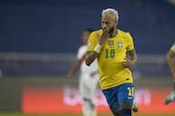 Em grande fase, Neymar relativiza números individuais: 'O que importa é vestir a camisa da Seleção'