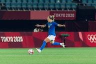 Andressinha destaca reação do Brasil contra a Holanda: 'Importante ter essa capacidade'