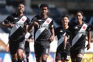 Vasco goleia o Cruzeiro e se garante na final do Brasileirão Sub-17