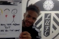 Video: Tyler Roberts takes part in creative challenge with young students