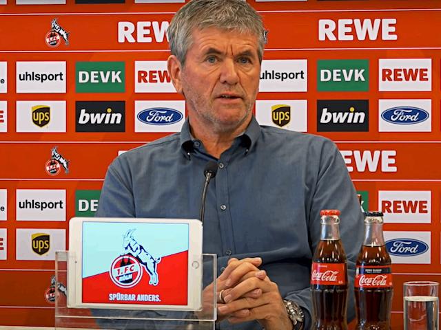 Mit Friedhelm Funkel zum Klassenerhalt: Die Hoffnung beim 1. FC Köln trägt einen bekannten Namen