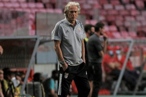 Imagem do artigo: Jorge Jesus não coloca Liga Europa como possibilidade de salvação da temporada do Benfica