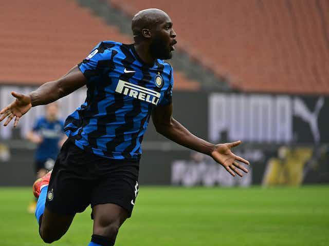 Lukaku não esperava que a Inter de Milão fosse disparar na liderança do Campeonato Italiano