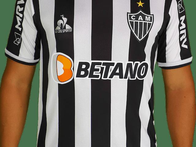 Confira imagens dos uniformes do Atlético-MG para 2021 com detalhes