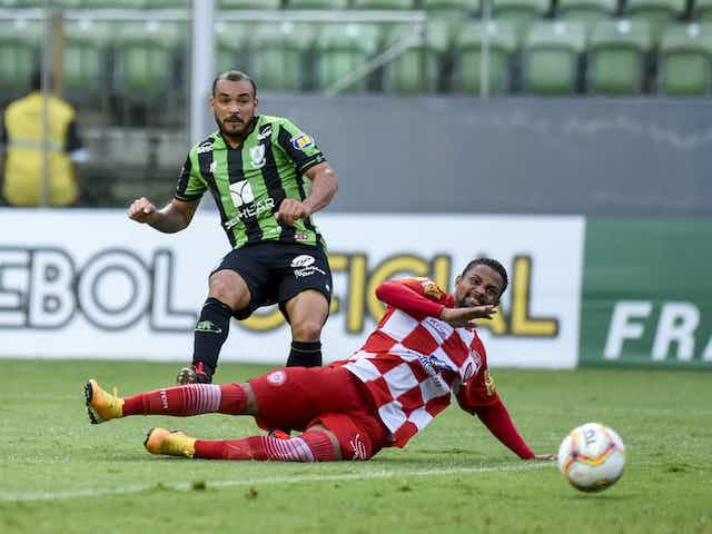 Precisando vencer, América-MG enfrentará equipe que menos perdeu no campeonato Mineiro