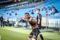 Grêmio nega contato sobre interesse do Santos em Léo Chú