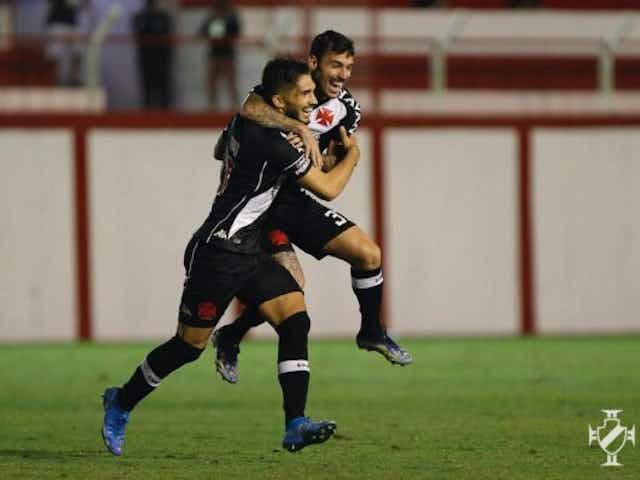 Atuações ENM: Gabriel Pec marca novamente, Andrey desencanta de falta e Vasco se classifica na Copa do Brasil. Veja as notas!