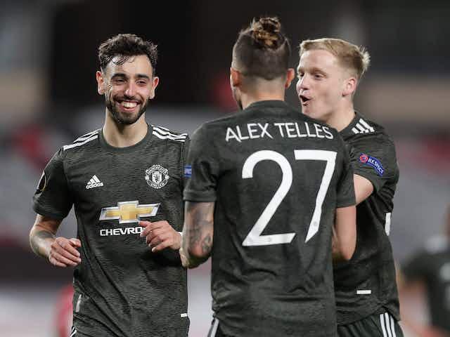 Manchester United vence e abre vantagem nas quartas de finais da Europa League