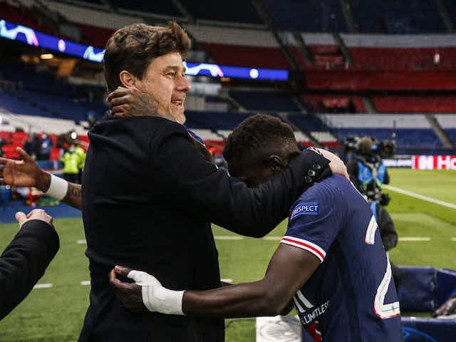 Pochettino agradece confiança de Leonardo após PSG eliminar Bayern