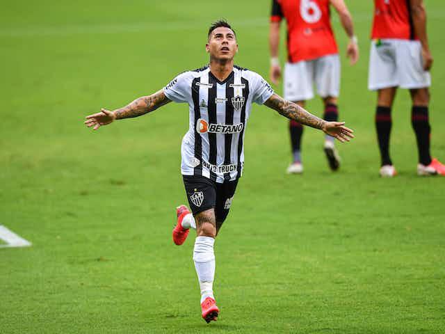 Atuações ENM: Vargas marca, se destaca e garante mais uma vitória para o Atlético-MG