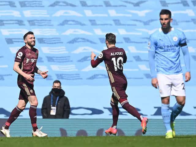 Leeds surpreende e vence Manchester City em jogo espetacular