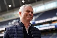 Mourinho brinca e pede para Cristiano Ronaldo deixar a Itália: 'Me deixa em paz'
