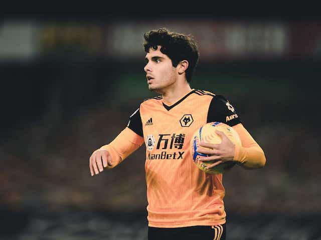 Wolverhampton confirma lesão de Pedro Neto e português está fora da temporada